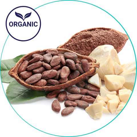 organic cocoa butter tubbubble ingredients