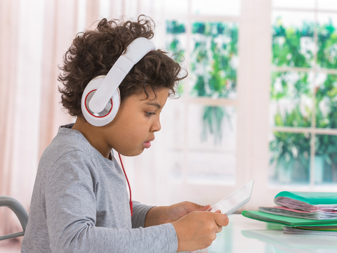 audio book audible for kids activities during coronavirus outbreak covid-19