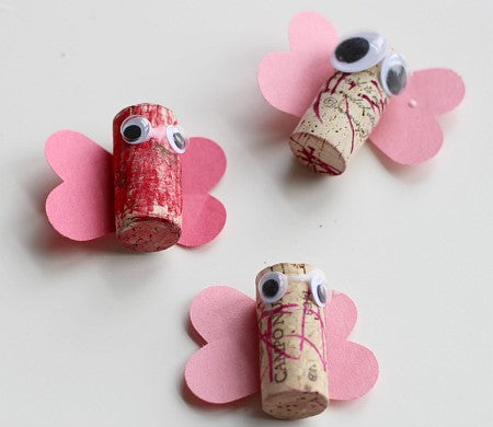 Recycled art butterflyes activities for kids during covid-19 coronavirus