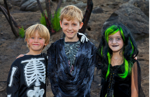 halloween costumes activities for kids during covid-19 coronavirus outbreak