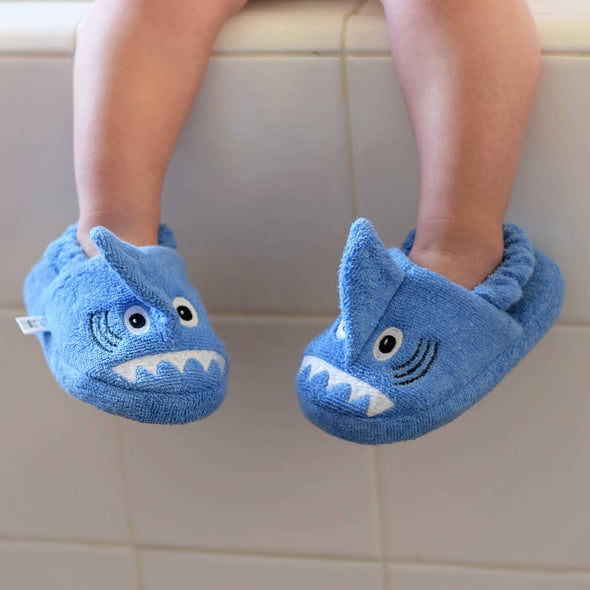 Shark Slipper - Yikes Twins