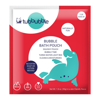 tubbubble® - Bubble Bath Pouch