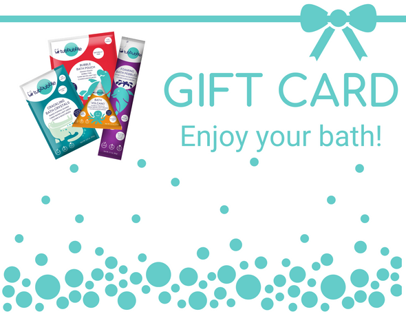 tubbubble Gift Card