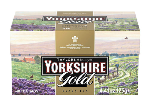 Yorkshire Gold Tea Bags 40s