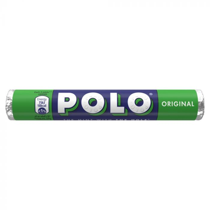 Polo Mint Original 34g