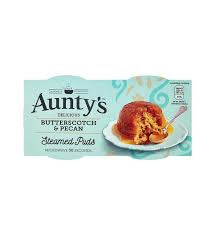 Aunty's Butterscotch and Pecan Puddings 200g