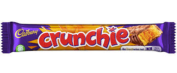 Cadbury Crunchie Bar 40g
