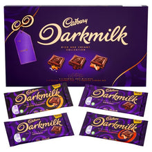 Cadbury Darkmilk Collection 4x85g