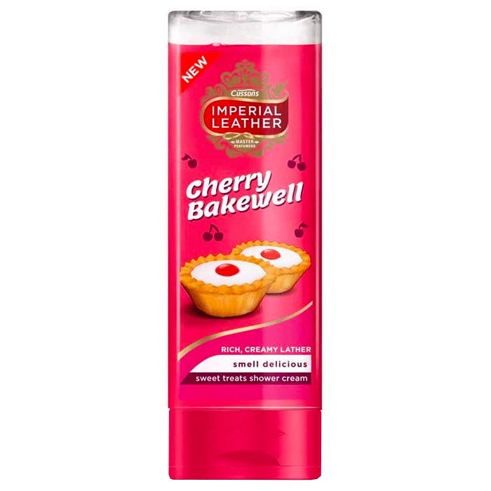 Imperial Leather Soap Cherry Bakewell 250ml
