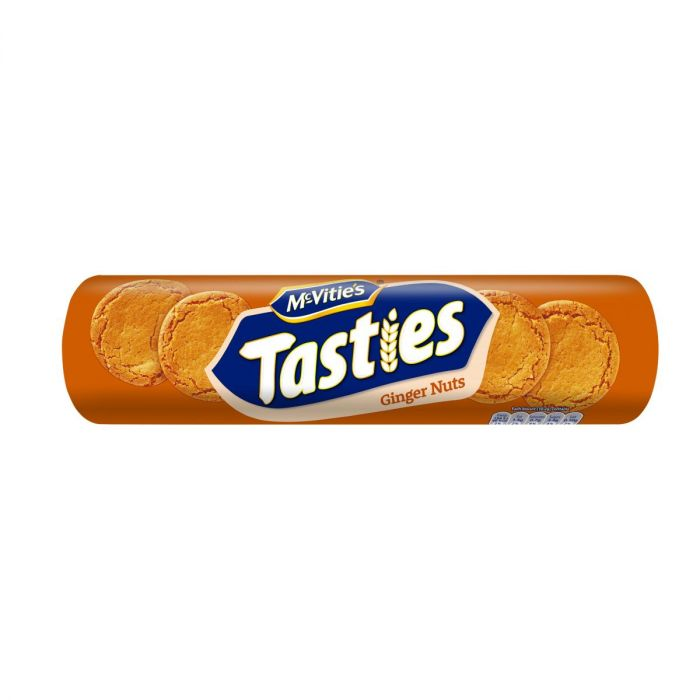 McVities Tasties Ginger Nuts 300g