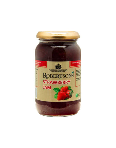 Robertsons Strawberry Jam 454g