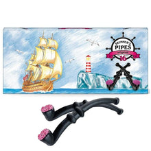 Skippers Licorice Pipes Box 272g (16units)