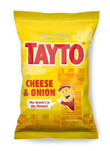 Tayto Cheese & Onion 150g