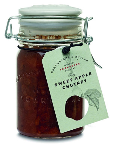 Cartwright & Butler Sweet Apple Chutney 250g - BritShop