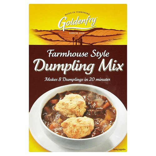Goldenfry Farmhouse Dumpling Mix - BritShop