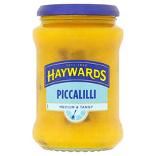 Haywards Medium and Tangy Piccalilli - BritShop
