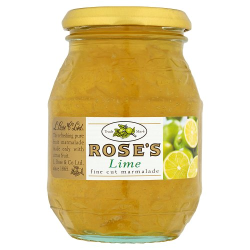 Roses Lime Marmalade 454g - BritShop
