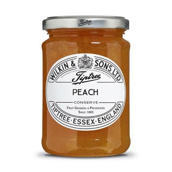 Wilkin and Sons Tiptree Peach Jam 250g - BritShop