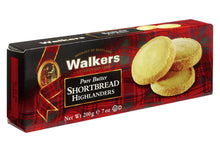 Walkers Highlander Shortbread 200g - BritShop
