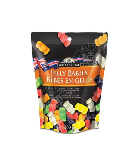 Waterbridge Jelly Babies 200g