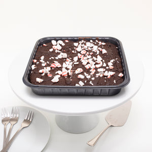 Peppermint Brownie (8 x 8 Square)
