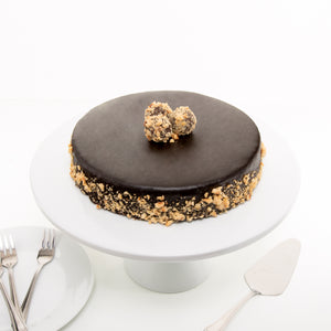 Hazelnut Chocolate Torte