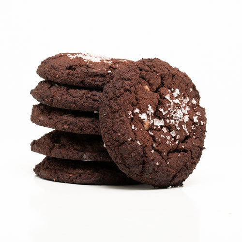 Double Chocolate Triple Chip Cookie