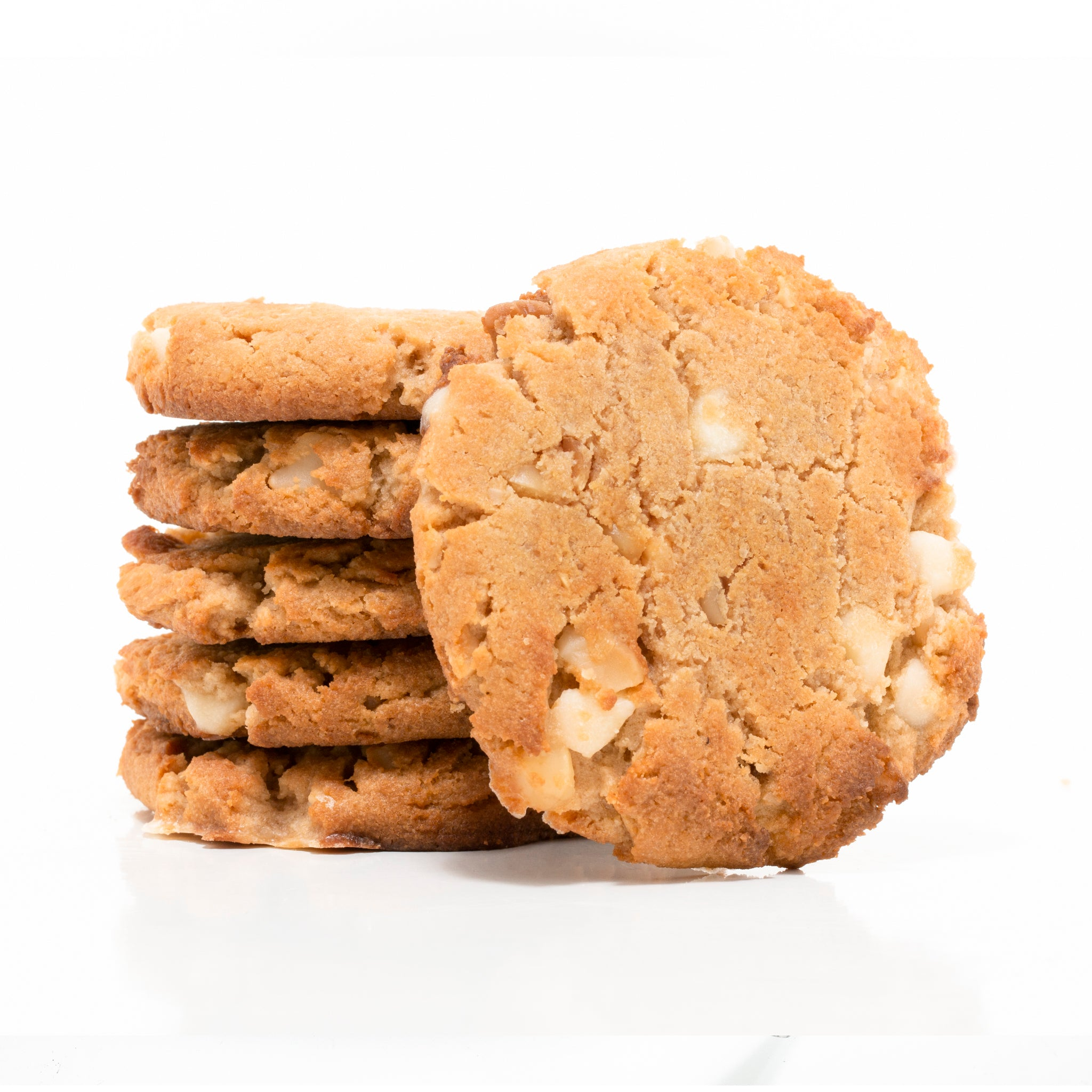 White Chocolate Chip Macadamia Nut Cookies (6 Per Order) -- Limited Time