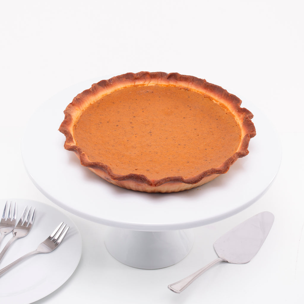 Pumpkin Pie 9""