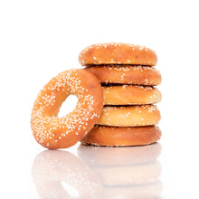 Load image into Gallery viewer, Sesame Bagels (6 Per Order)