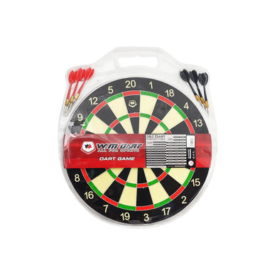 "12""x1/2"" Paper Dartboard - Zalaxy"