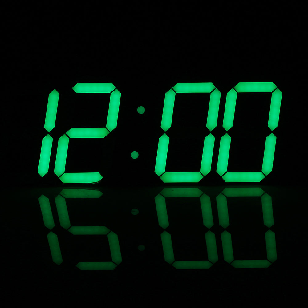 Super Large Digital Wall Clocks LED