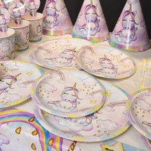 Load image into Gallery viewer, Cartoon Theme Party Tableware Set