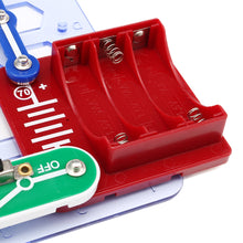 Load image into Gallery viewer, Educational Snap Circuits Electronics Discovery Blocks Kit
