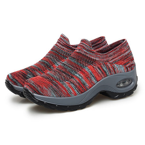 Mesh Breathable Cushioned Sneakers