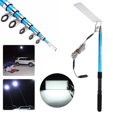 5M LED Fishing Lamp Car Camping Light