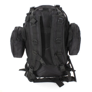 Nylon Outdoor Sports Camping Backpack