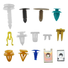 Load image into Gallery viewer, 500Pcs Mixed Auto Car Fastener Clip Bumper