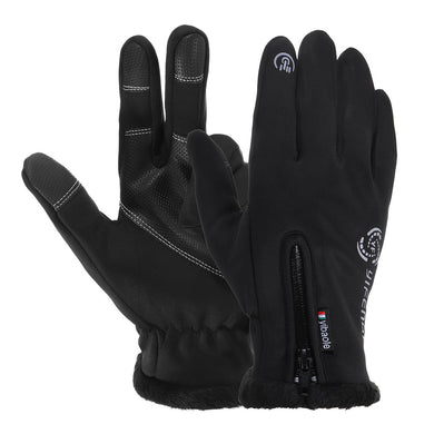 Winter Fleece Thermal Warm Gloves
