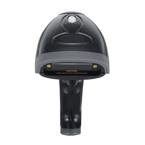 2 in 1 2.4G Wireless Wired Barcode Scanner