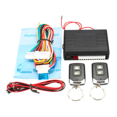 Universal Car  Door Lock Locking Keyless Entry System