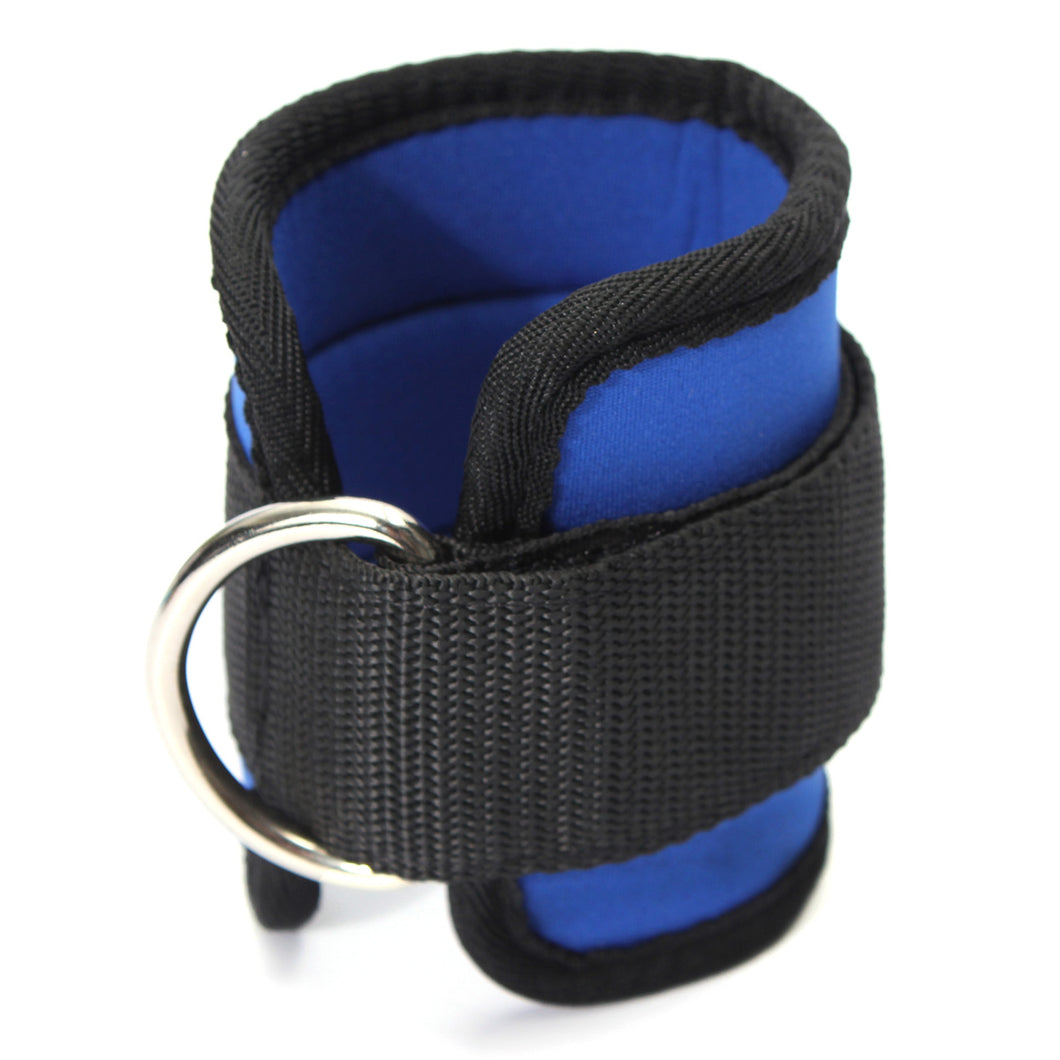 Ankle Strap D-ring Thigh Leg  Weight Lifting
