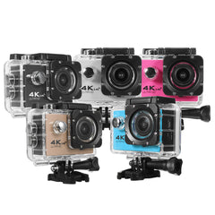 HD WIFI 170 Degree Wide Angle Waterproof Action Sport Camera