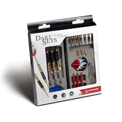 Darts Set with Over 25 Accessories