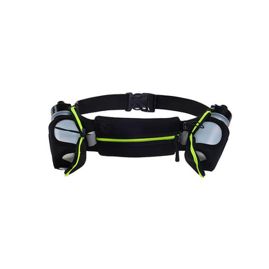 Running Belt with 2 Leakproof Water Bottles - Zalaxy