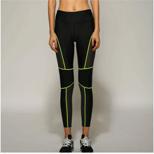 Load image into Gallery viewer, Fitness Trousers Honeycomb Mesh Fabric