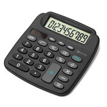 Load image into Gallery viewer, Solar Power Energy HD LCD Electronic Mini Calculator