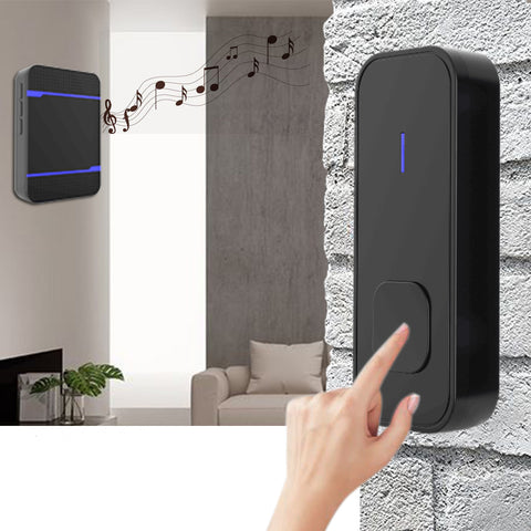 Wireless Doorbell Receiver & Transmitter