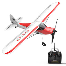Load image into Gallery viewer, 4CH One-Key Aerobatic Beginner Trainer RC Glider Airplane