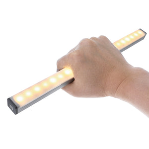Removable Magnetic LED Human Body Sensor Light